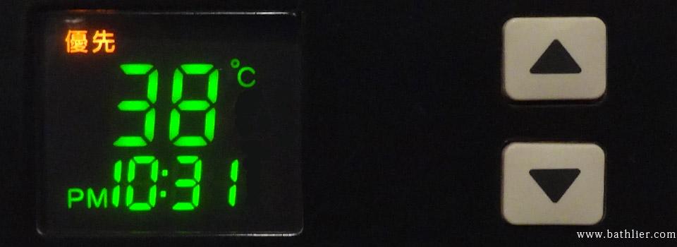 お風呂の温度は何度がいいの?