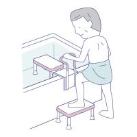 風呂椅子 踏み台